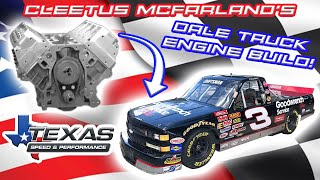 The Cleetus McFarland Dale Truck Engine Build!