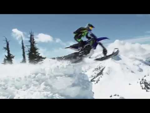 Worlds First Snowbike BASE Jump with Cody Matechuk!