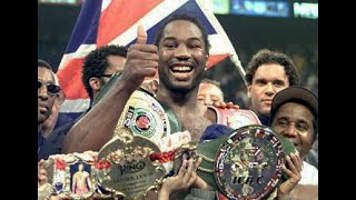 Lennox Lewis The greatest Heavyweight of all time #LennoxLewis