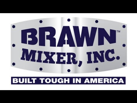 Welcome to Brawn Mixer