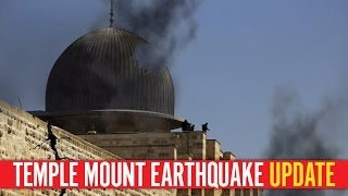 Al-Aqsa Mosque Earthquake to Pave Way for Third Temple?