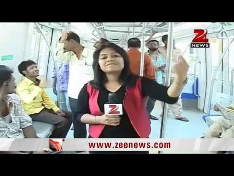 मुंबई की नई पहचान बनी मेट्रो