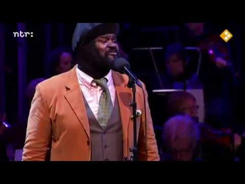 Gregory Porter &The Metropole Orchestra, Full concert, Paradiso.