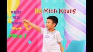 Bé biết tuốt Minh Khang | Diệu Nhi quay cuồng với Minh Khang trong Nhóc Nhà Mình_Phần 1