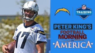 Los Angeles Chargers Training Camp 2018: Three Things to Know I NFL I NBC Sports