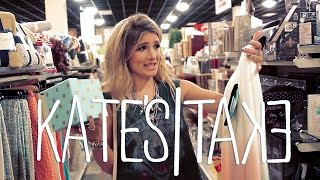 Interior Design Shopping Haul! | Mr. Kate