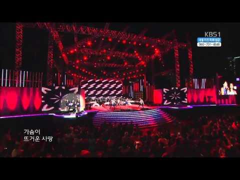[HIT] 열린음악회 - 채연(Chae Yeon) - 봐봐봐 + 둘이서.20150510