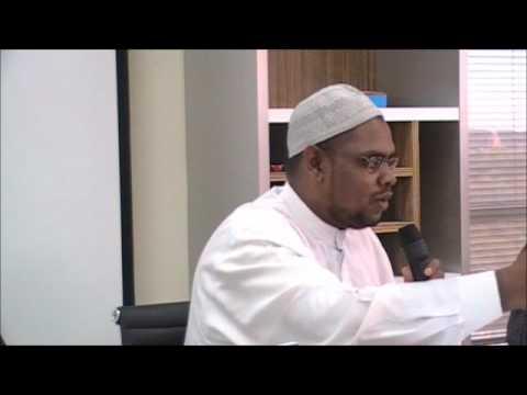 Etika Khilaf 1 - Manhaj Ta'lim ASWJ