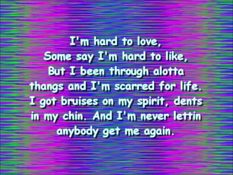 haystak hard to love