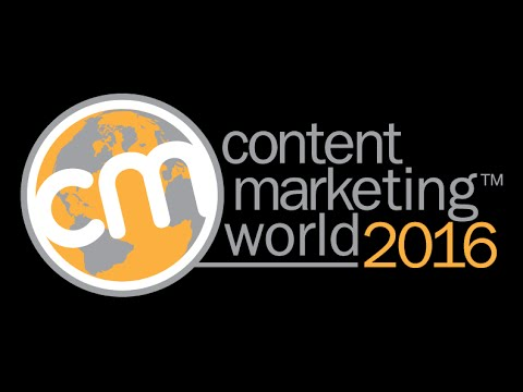 Content Marketing Institute announces registration now open for the 2016 Content Marketing World Conference and Expo.  Watch this video to see what #CMWorld is all about.