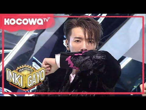 "[Inkigayo] Ep 934_""Black Suit"" by Super Junior"