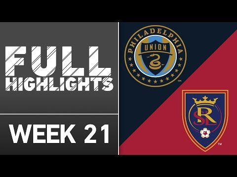 HIGHLIGHTS | Philadelphia Union vs. Real Salt Lake