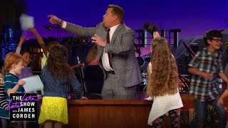 Late Late Show #TakeYourKidToWorkDay