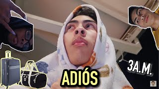 Familia Castro SNEAKS OUT AT 3A.M.!! | Louie's Life