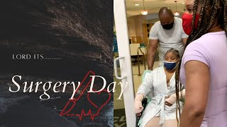 What Happened  The Day Of Daysha's Surgery