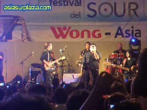 BARETO Soy Provinciano - ASIA - Festival del Pisco Sour