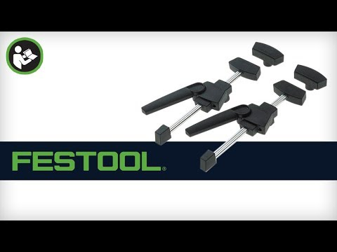 Festool Fixed Clamps For MFT-SP 488030