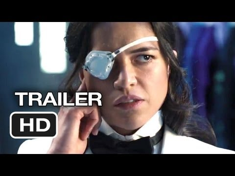Machete Kills Official Trailer #2 (2013) - Danny Trejo, Charlie Sheen Movie HD