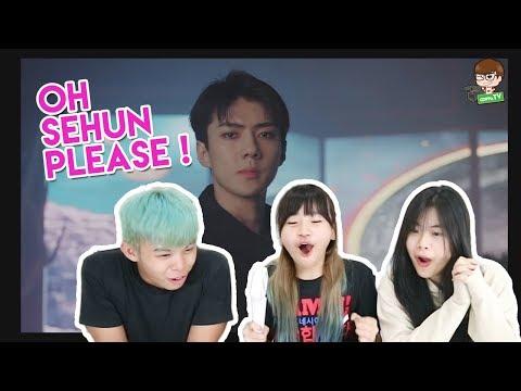 EXO 'Electric Kiss' -Short Ver.- MV Reaction [ASIK BANGET BEATNYAA!]
