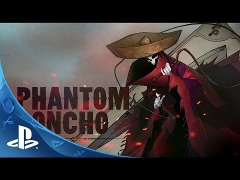Secret Ponchos Trailer
