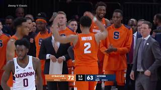 Highlights | Syracuse vs. UConn