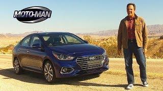 2018 Hyundai Accent • 2018 Hyundai Verna FIRST DRIVE REVIEW (2 of 2) SEMA 2017