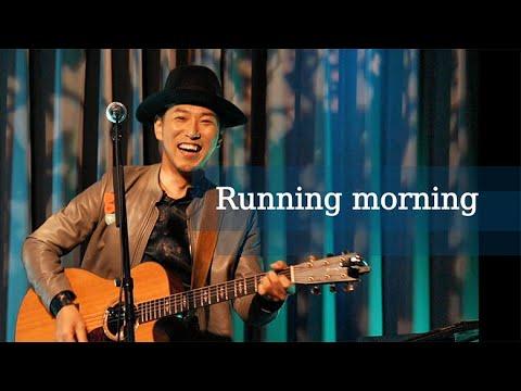 オカダユータ /Running morning -弾き語り-  [LIVE 2020.12.18]