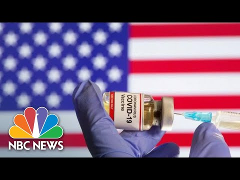 Officials Hold Briefing On Operation Warp Speed, Covid Vaccine Distribution | NBC News