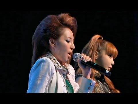 [Exclusive] 2NE1 Live Performance in France