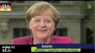 Merkel im Deppendorf – 1/2