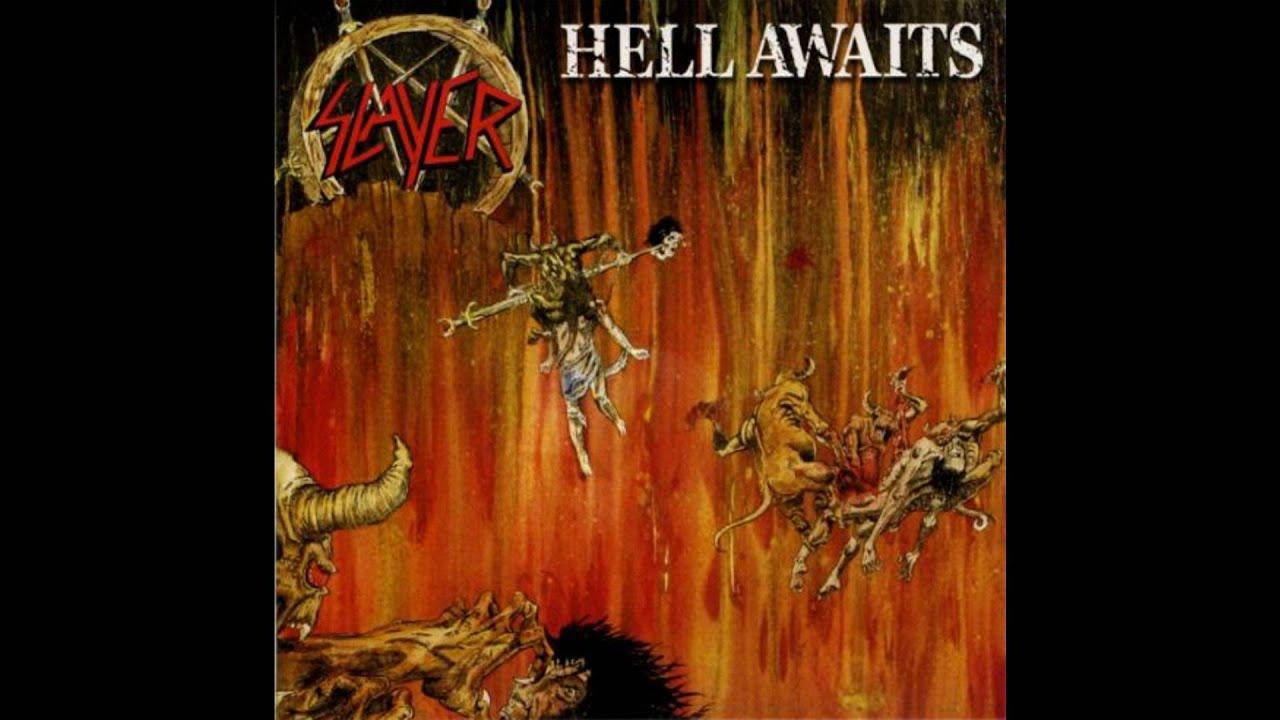 Slayer Album Covers Wallpaper