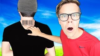We Found a Secret Hidden Tracking Device on Daniel in GMI Twin Bunker Escape Room!