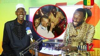 Temps Boy dans Allo12 avec Tapha Toure ak Ndiol Toth Toth