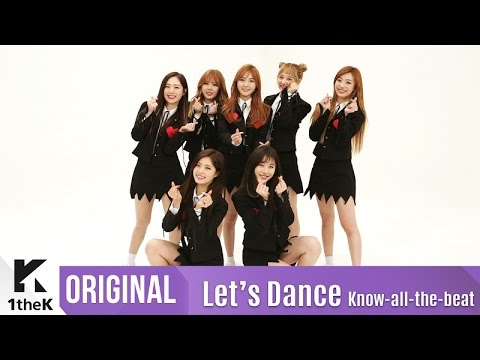 Let's Dance: SONAMOO(소나무)_A Great Mental Breakdown!_ I Think I Love U(나 너 좋아해?)