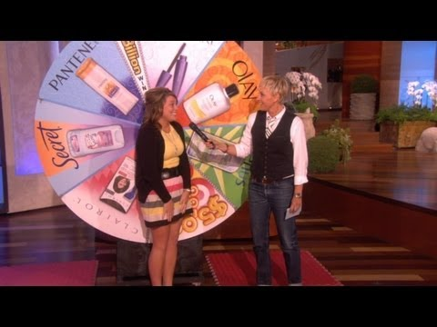 Ellen's Wheel of Beauty