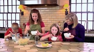 Homemade Pasta + Garlic Butter