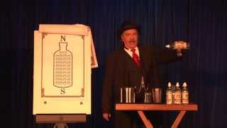 Pop Haydn explains Magnetized Water