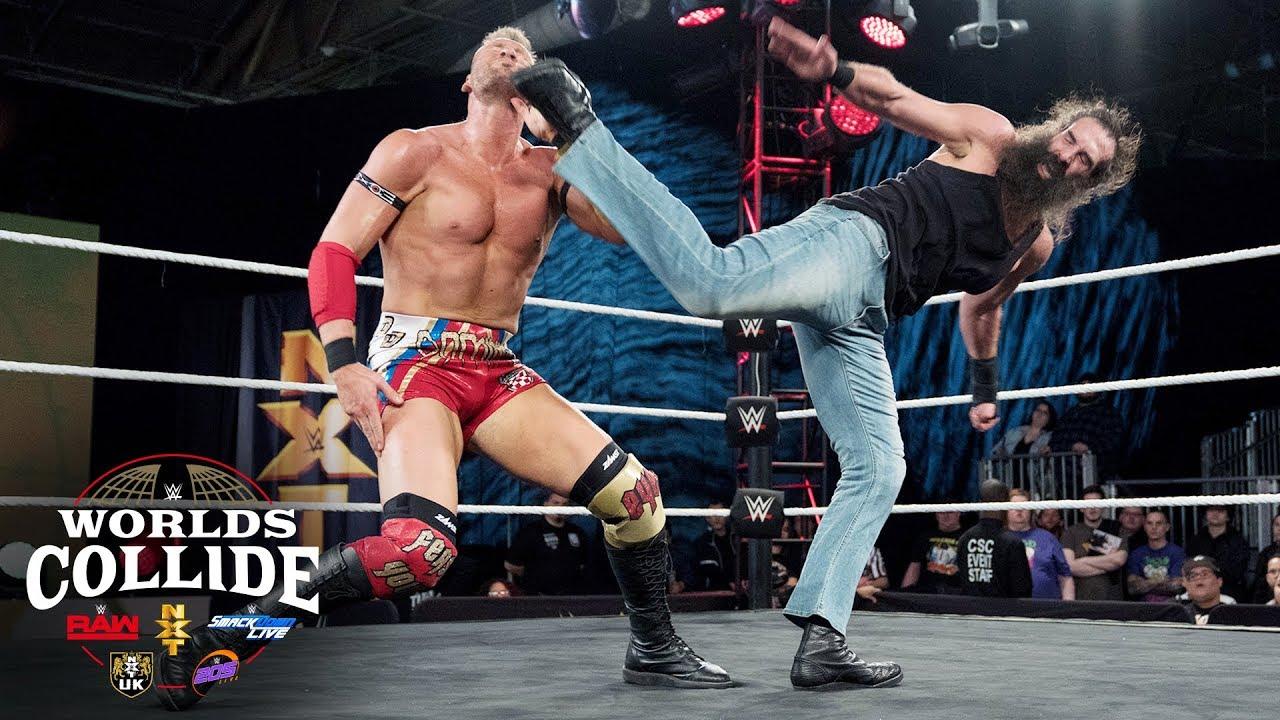 Wwe Nxt Superstar Dominik Dijakovic Asks Taz On Twitter If He Can Use Finishing Move Wrestling Inc