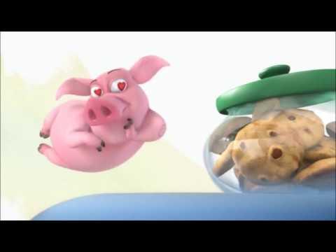 Ormie the Pig, la historia de un cerdito muy perseverante