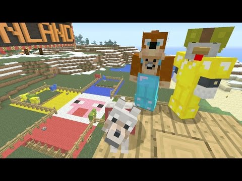 Minecraft Xbox - Sheep Scramble [279]