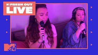 Lançamento de JUSTIN BIEBER e entrevista com AVENUE BEAT | MTV Fresh Out Live