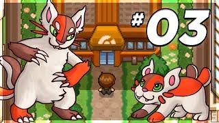Let's Play Pokémon: Uranium - Part 3 - Nowtoch Gym Leader Maria