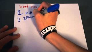 How to transfer pictures from an iPhone to a usb stick