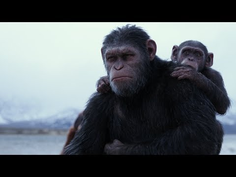 War for the Planet of the Apes'