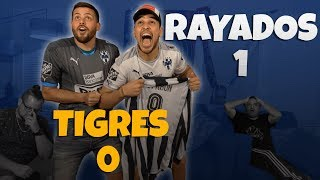 Rayados 1 - 0 Tigres (Reacciones primer partido Final CONCACAF Champions League)