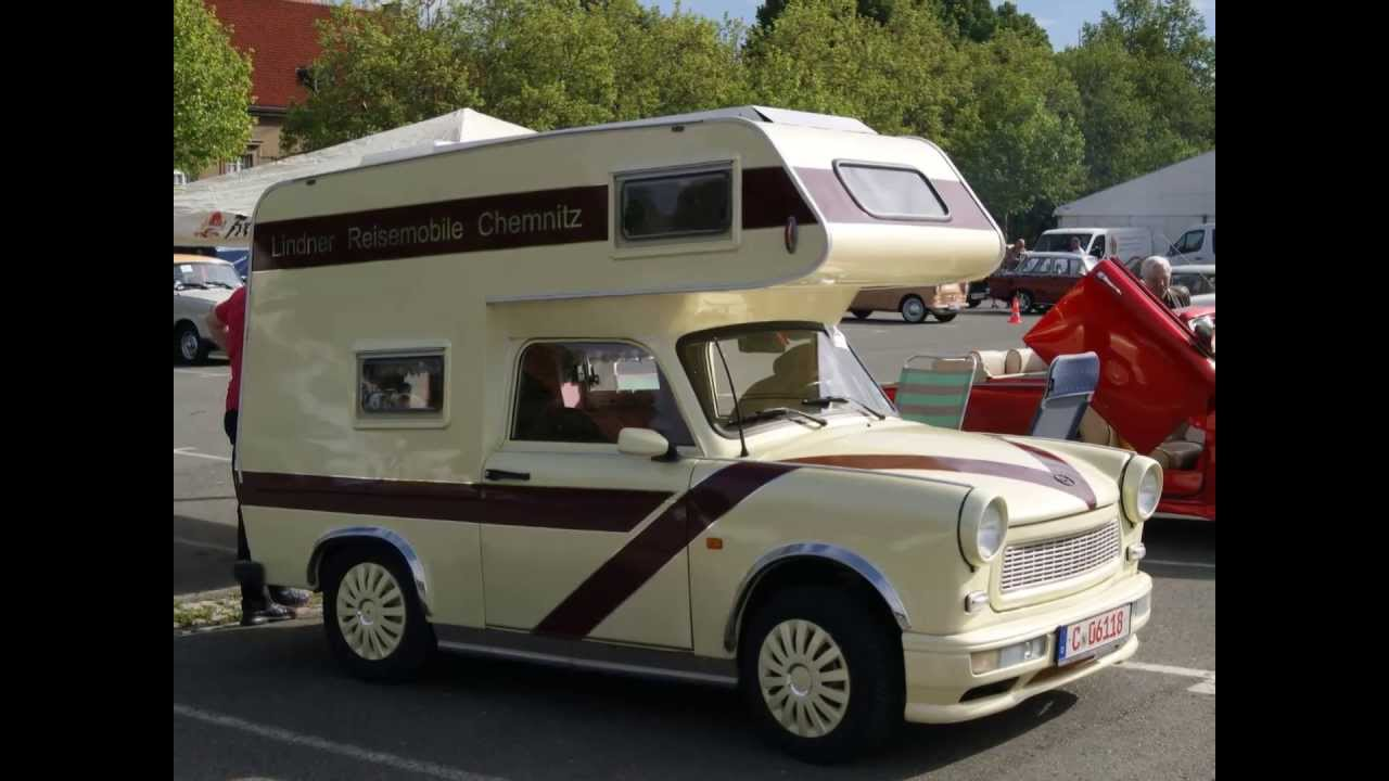 ddr ifa trabant 601 wohnwagen wohnmobil oldtimer tuning. Black Bedroom Furniture Sets. Home Design Ideas