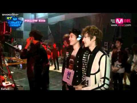 [Thai Sub] 120531 RT M Countdown - EXO Cut