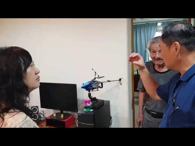影/彰化榮家 舉辦住民房舍「居家情境佈置」評選