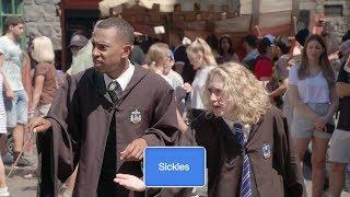 Kalen Previews the New Harry Potter 'Heads Up' Deck!