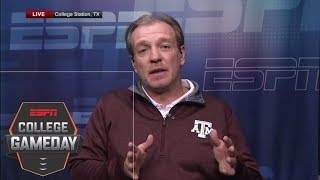 Jimbo Fisher reveals why he left Florida State for Texas A&M | College GameDay | ESPN